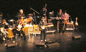 Merle Haggard - Gallo Center for the Arts - April 4, 2008