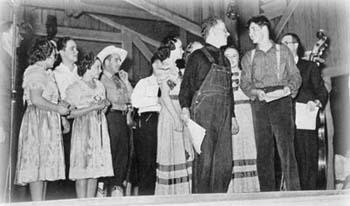 Hillbilly Music Com National Barn Dance