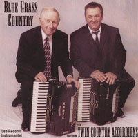 Twin Country Accordions - Blue Grass Country