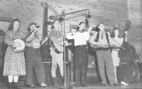 Roy Acuff and the Smoky Mountain Boys