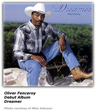Oliver Fenceroy - Dreamer Album Cover