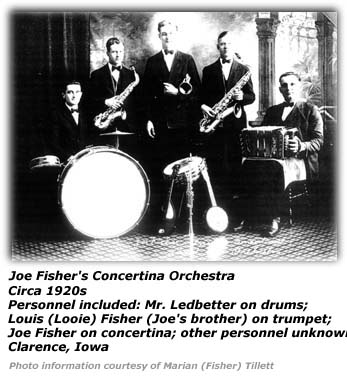 Joe Fisher's Orchestra