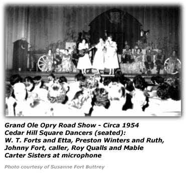 Cedar Hill Square Dancers