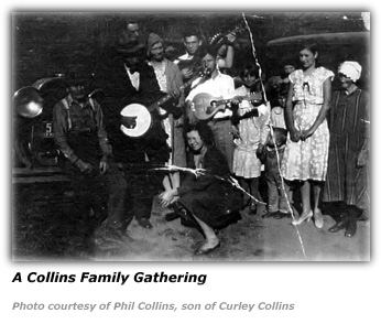 A Collins Family Gathering