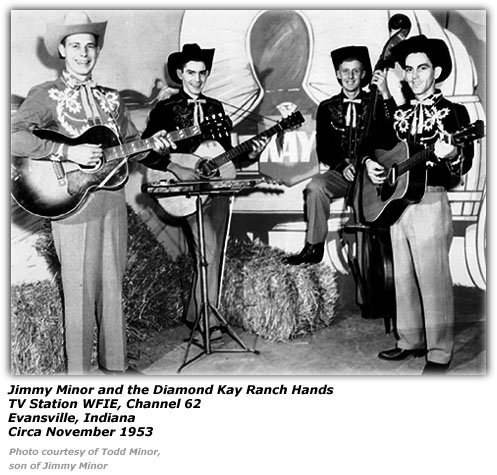 Jimmy Minor and the Diamond Kay Ranch Hands