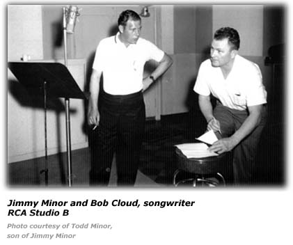 Jimmy Minor RCA Studio B