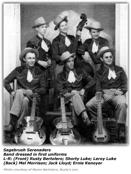Sagebrush Serenaders
