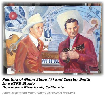 Chester Smith - Portrait - Downtown Riverbank, CA