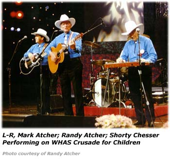 Hillbilly Music Com Randy Atcher And The Red River Ramblers
