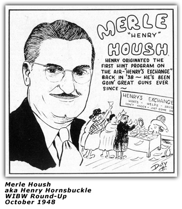 Merle Housh - WIBW