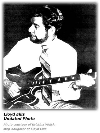 Lloyd Ellis - Undated