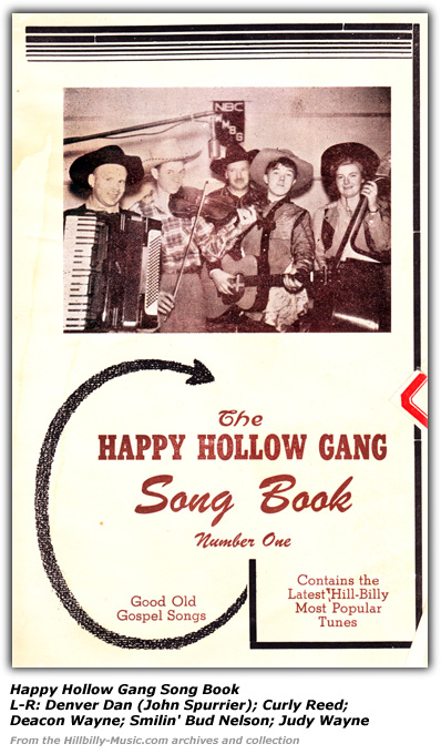 Deacon Wayne and the Happy Hollow Cowboys