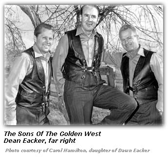 The Sons of the Golden West