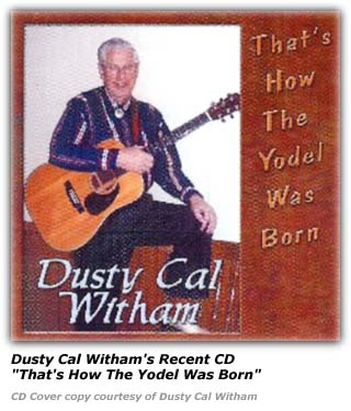 Dusty Cal's CD - That's How The Yodel Was Born
