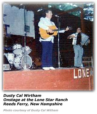 Dusty Cal at Lone Star Ranch