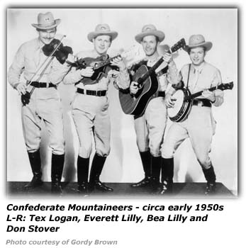 Confederate Mountaineers