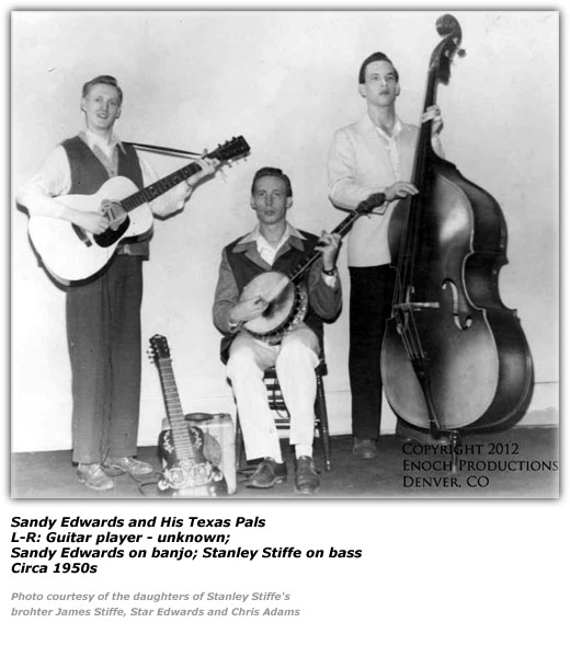 Sandy Edwards and his Texas Pals