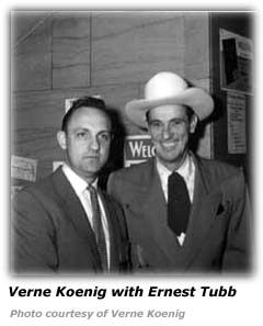 Verne Koenig and Ernest Tubb