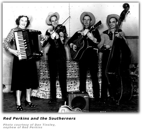 Red Perkins and the Southerners