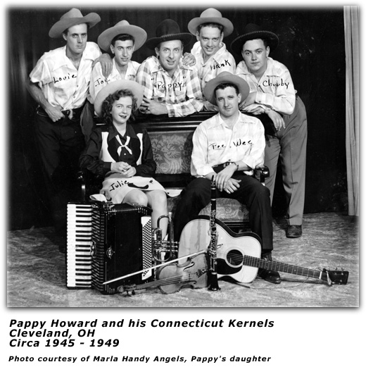 Pappy Howard and his Connecticut Kernels Photo 2